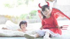 道化と天使と悪魔の証明とは?